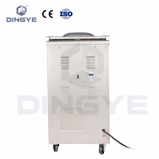 Single-Chamber Vacuum Packing Machine (DZ500-2D) pictures & photos