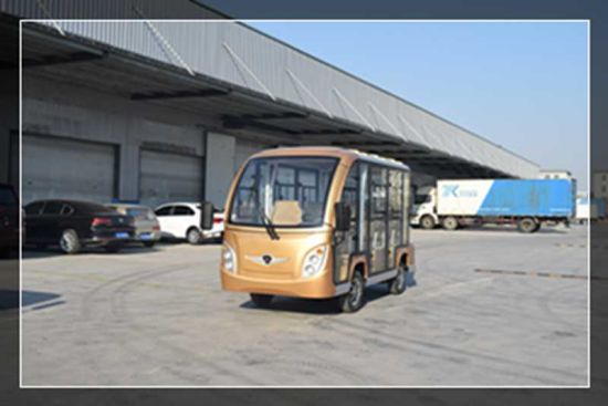 8 Seater Electric Sightseeing Bus for Park Use pictures & photos