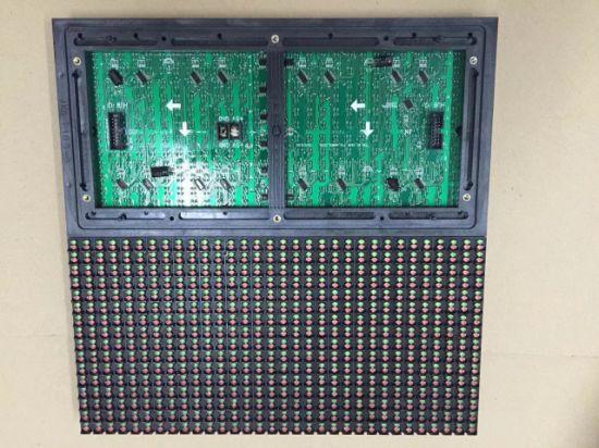 High Bightness P10-1r Outdoor LED Module, Factory Price P10-1r Outdoor LED Display Module