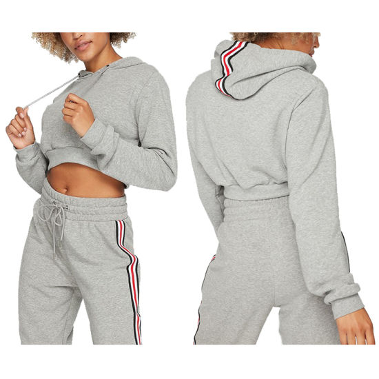Comfortable New Design Custom Women Tracksuit