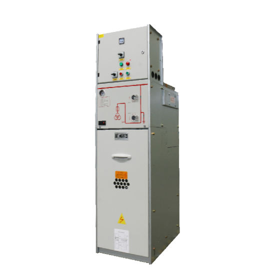 Control Switchgear GIS SF6 Gas Insulated/ China Distribution Box RMU