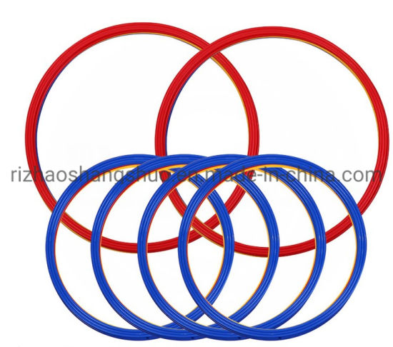 Soccer Agility Ring Fitness Training Circle Quick Loops Agility Circles Gymnastics Training Agility Circle pictures & photos
