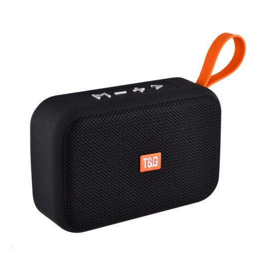 Shenzhen Hot Sell Wireless Bluetooth Mini Portable Tg506 Bt Speaker Factory Wholesale
