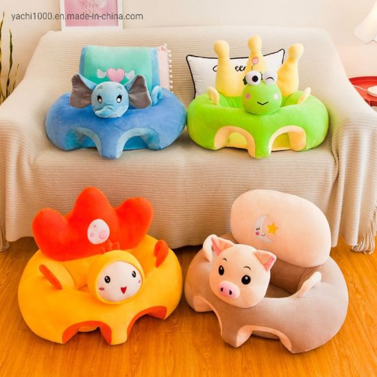 Hot Sell Baby Stuffed Animal Plush Sofa Toy