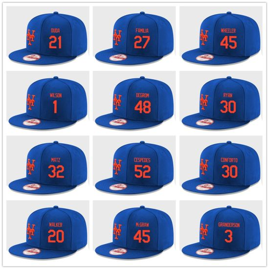 New York Mets Collection on Field Fitted Hat Baseball Cap pictures & photos