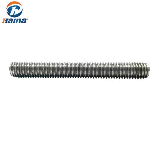 ASTM A193 Gr B7 B16 L7 Stainless Steel / Carbon Steel Full Threaded Rod Stud Bolt