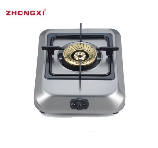 Bangladesh Market Kitchen Appliance Home Use Gas Cooking Stove (JZ-RS106)
