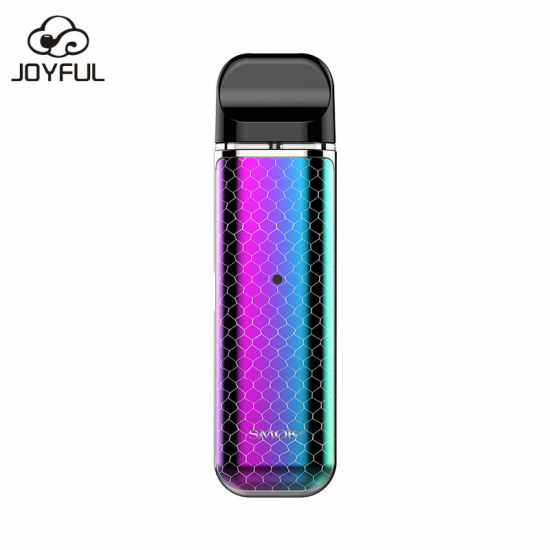 Pod System 450mAh 2ml Empty Cartridge Smok Novo Pod Nicotine Salt Liquid E Cigarette