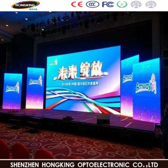 Hot Selling Indoor P2.5 P2.604 P3 Full Color 3840Hz LED Screen for Advertising