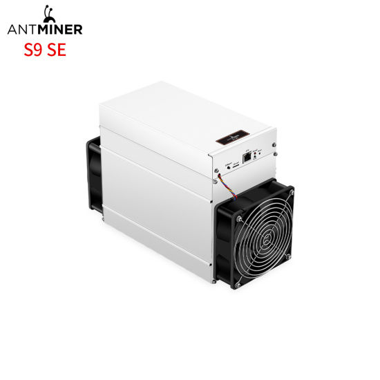 Bitmain Antminer S9K S9 Se Bitcoin Miner Dr3 7.8th/S Dr5 34th Dcr Asic Mining Machine with PSU