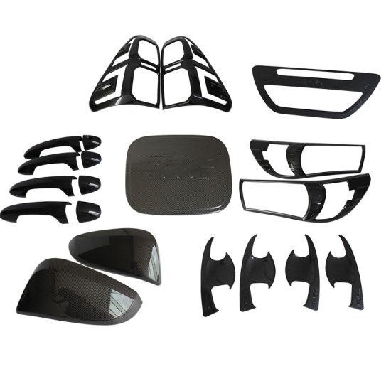 2016-2017 Carbon Fiber Body Kit for Hilux Revo 2016 Accessories Exterior for Hilux 2016