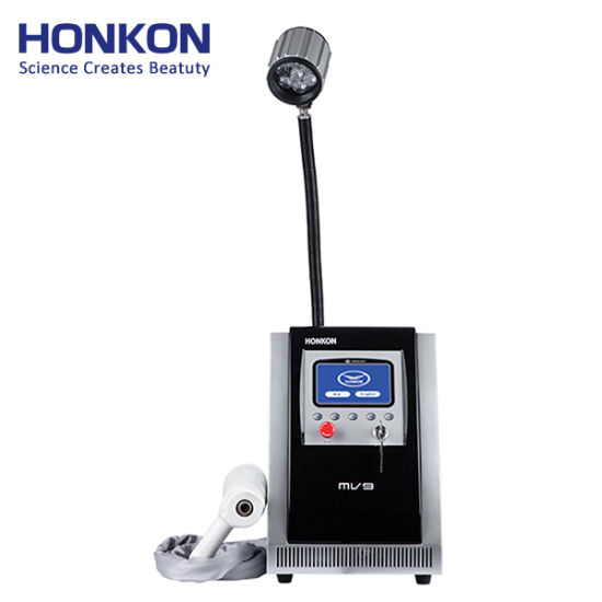 Honkon Portable Q-Switched ND: YAG Laser Pigment Lesions & Tattoo Removal Beauty Machine