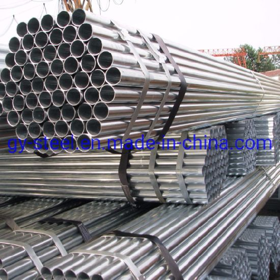 Standard Iron Tubes Shs Rhs Hollow Steel Pipe / Ms Square Tube