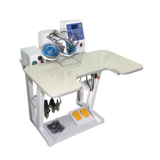 Automatic Ultraonic Rhinestone Hot Fix Setting Machine
