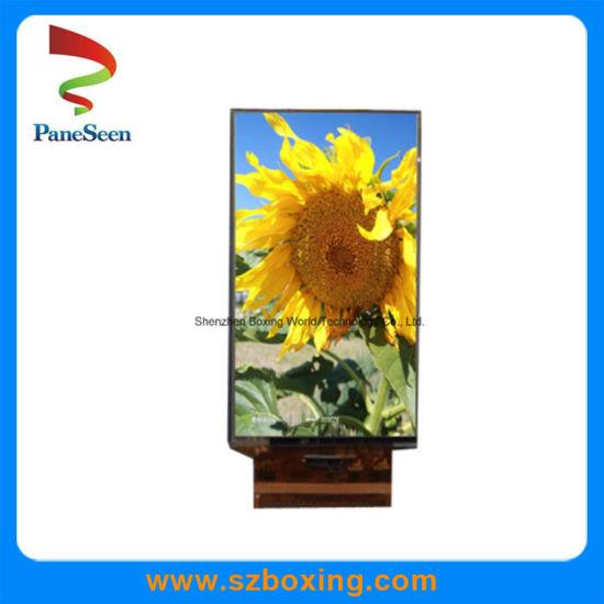2.8 Inch TFT LCD Panel with 250CD/M2 Brightness for Mobile Phone