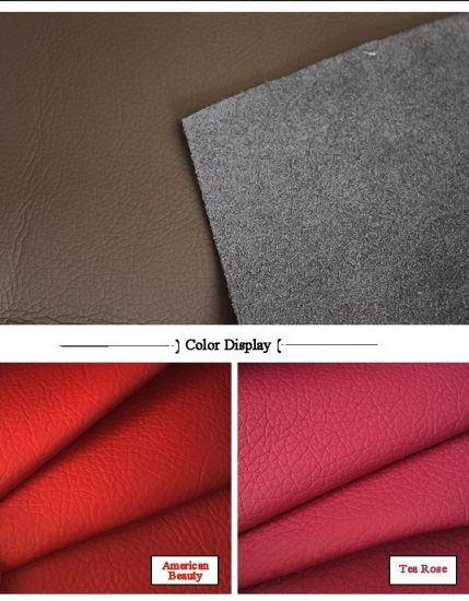 Microfiber Leather for Sofa and Car Seated