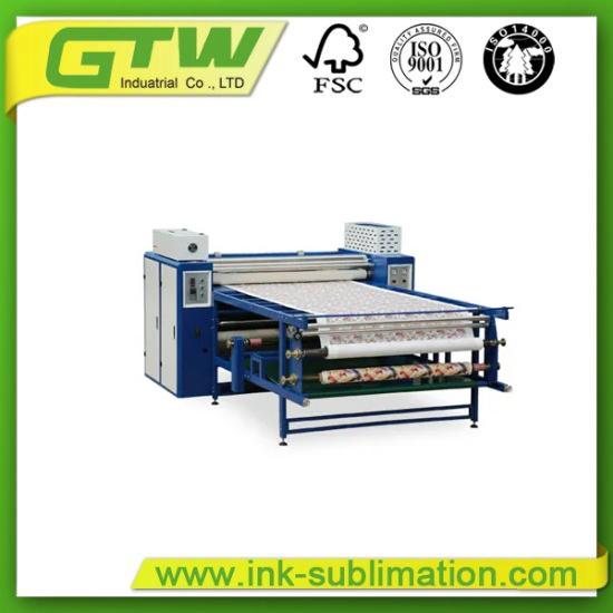 Wide Format Rotary Heat Press Machine 800*1900mm