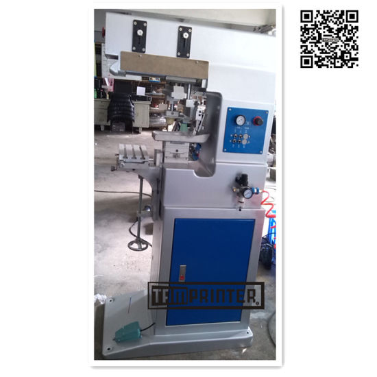 TM-P1 One Color Sealed Cup Pad Printing Machine pictures & photos