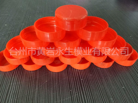 24 Cavities Hot Runner Plastic Injection Cap Mould pictures & photos