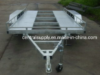China Factory Made for Sale 4 0X1 8m Car Carrier Utility