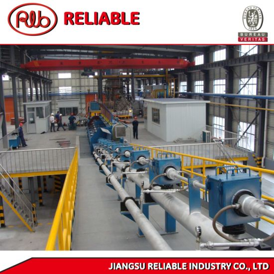 Aluminum Rod Continuous Casting and Rolling Production Line