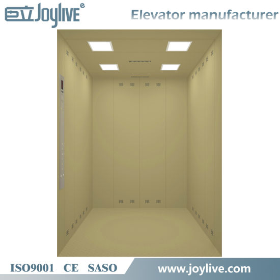 High Quality Work Freight Goods Elevator Lift pictures & photos