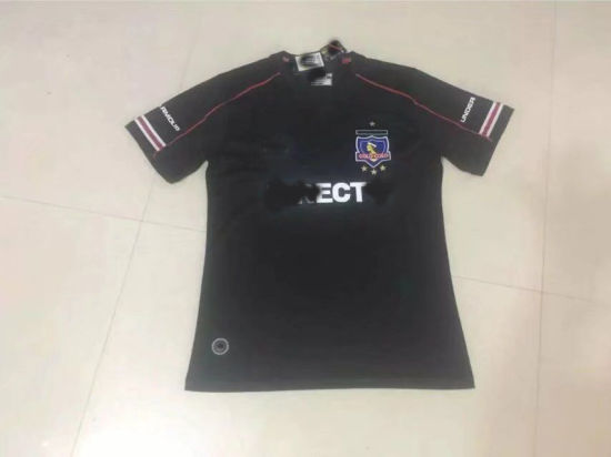 d8d1217fa China 2017 Colo Colo Black Soccer Jerseys - China Blue Soccer Jersey ...