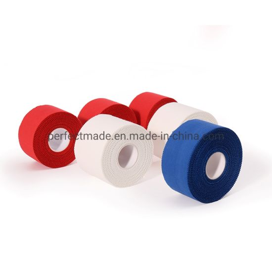 Medical Cotton Sports Athletic Tape for Fitness