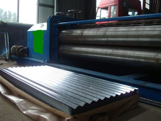 Ibr/Corrugated Roofing Sheet