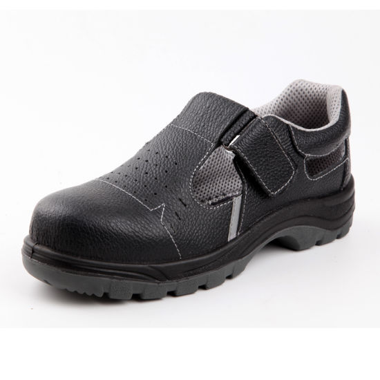 Summer Safety Shoe Ventilate Shoe for Hot Day Protect Secuirty