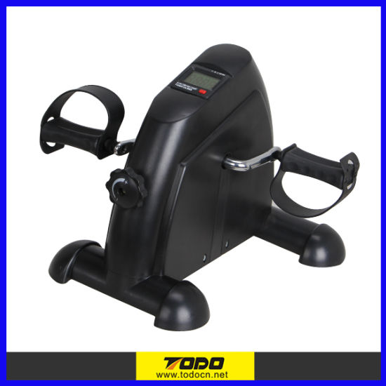 Todo Whole Building Equipment Mini Exercise Bike Desk Gym Cycle Pedal Exerciser