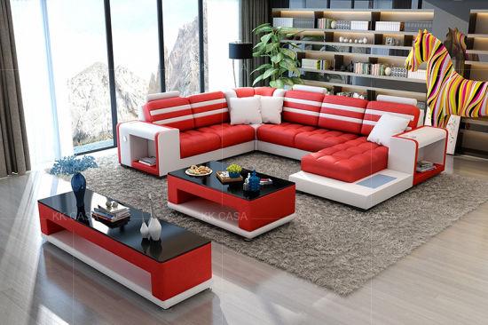 Modern L Shaped Sectional Sofa Sets