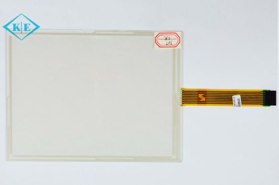 """Custom 8-Wire 10"""" Resistive Touch Panel for Industrial"""