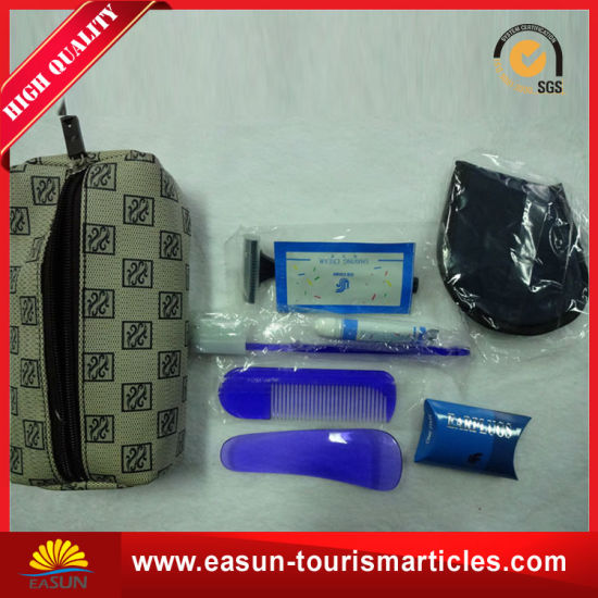 Hot Sale Sewing Kit for Travel Airline Amenity Kit Wholesale