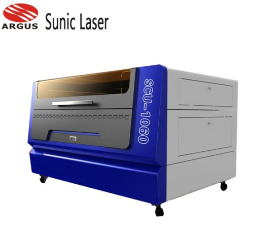 Garments and Leather Industries Embroidery Interior Decoration Frame Fabrication CO2 Laser Cutting Machine