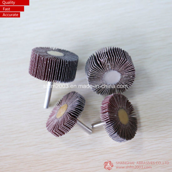 30*15*6mm, P80 Aluminum Oxide Mounted Abrasives Wheels pictures & photos