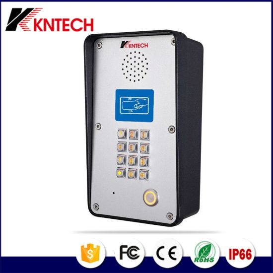 China Door Access Control System Smart Phone Sip Intercom With Door