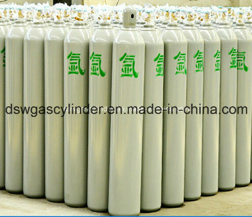 40liter Argon Gas Cylinder with Qf-2A VAL and Cap