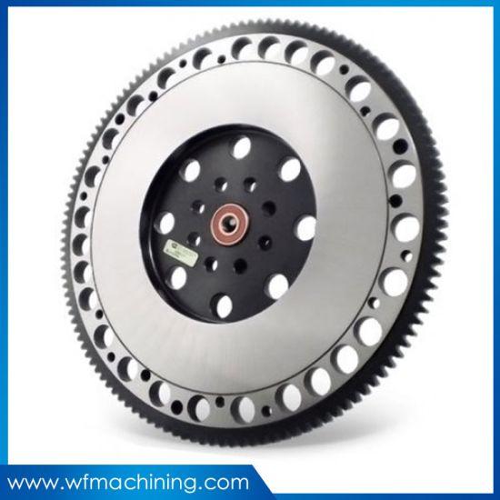 Customized CNC Machining Auto Engine Brake Disc/Brake Rotors with Painting