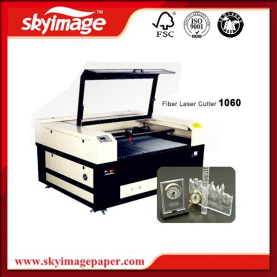Fy-1060 (1000*600mm) Laser Cutting Machine for Acrylic/ Garments pictures & photos