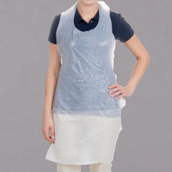 ASTM D6400 No Pollution 100%Biodegradable and Compostable Adult Apron