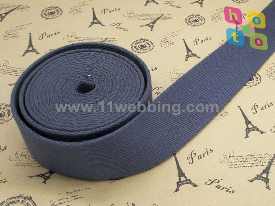 Cotton Acrylic Webbing for Bag Accessories pictures & photos
