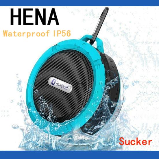 Outdoor Sport Mini Portable Bluetooth Speaker Loud Speaker Sound Box