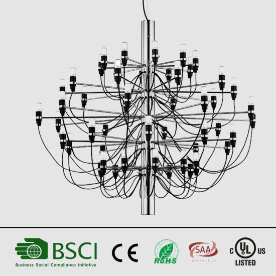 2019modern Chandelier Steel Material E14 Light Source Project Lamp