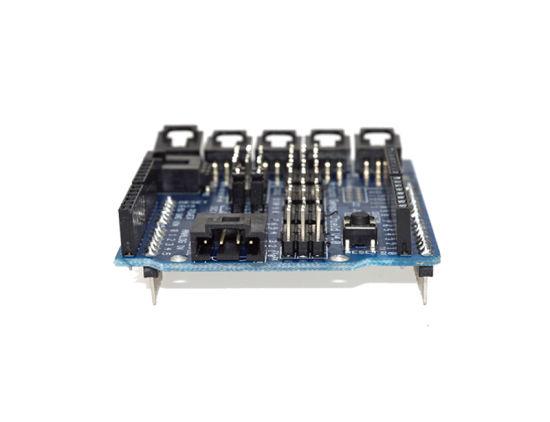 China Uno R3 Robot Sensor Shield V4 0 V4 Sensor Expansion