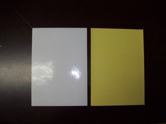 Self-Adhesive Paper for Label & Sticker in Ther Market and Store