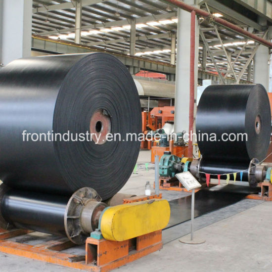 China Mining Used Ep Conveyor Belt Made of Nature Rubber