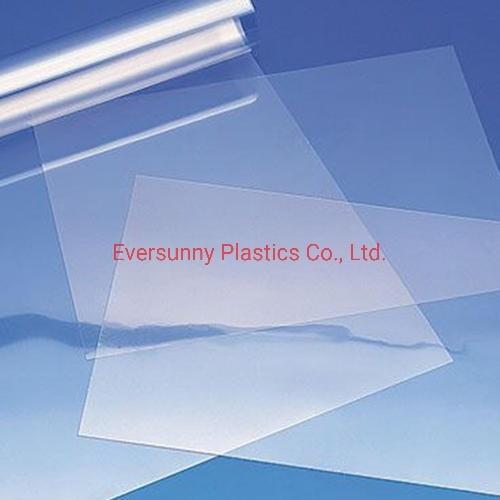 0.5mm Customized Transparent Pet G Sheet