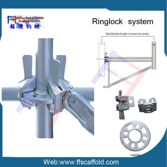 48.3*3.25mm Ringlock Scaffolding System