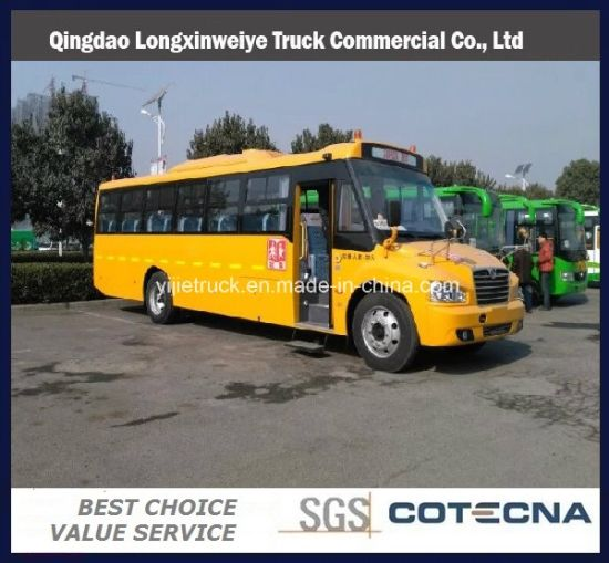 Chinese Quality School Bus with 19-22 Seats Bus
